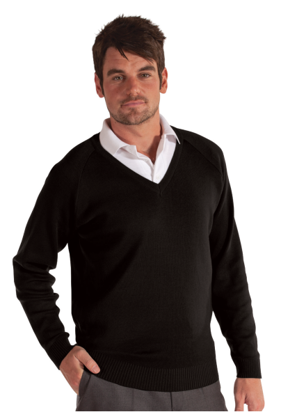 50/50 V-Neck Jumper