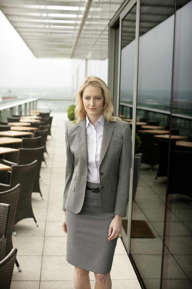 Ladies Tailored Jacket