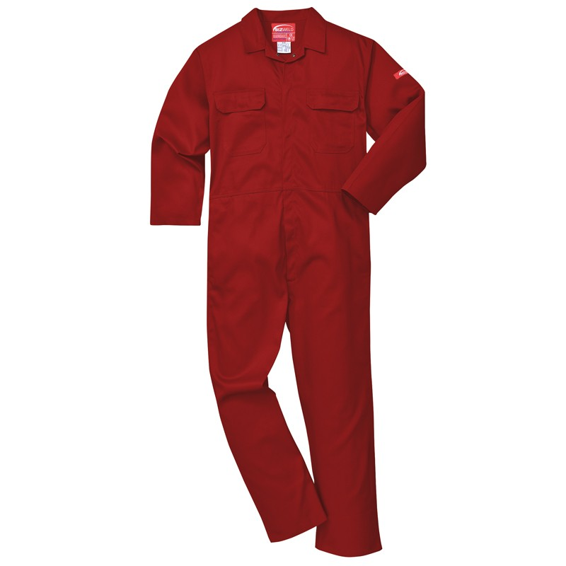 flame resistant coverall