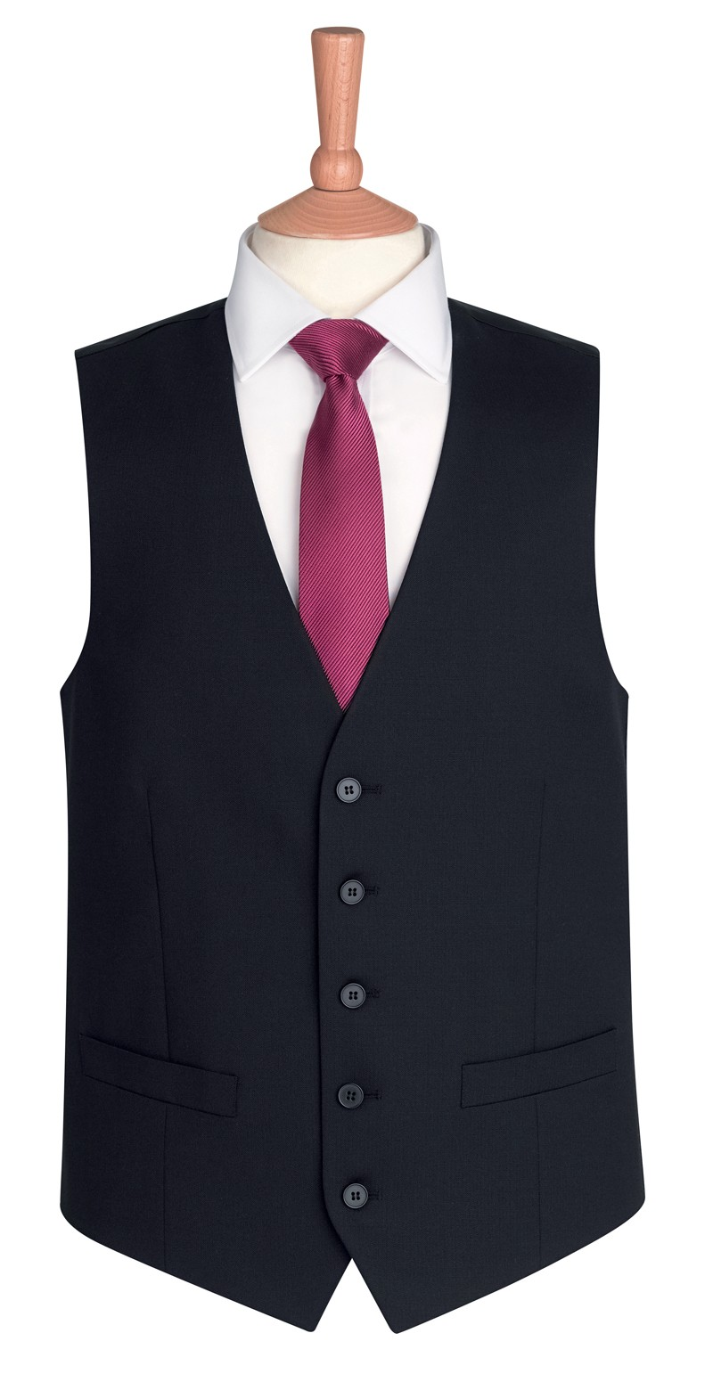Brook Taverner Capital Waistcoat man