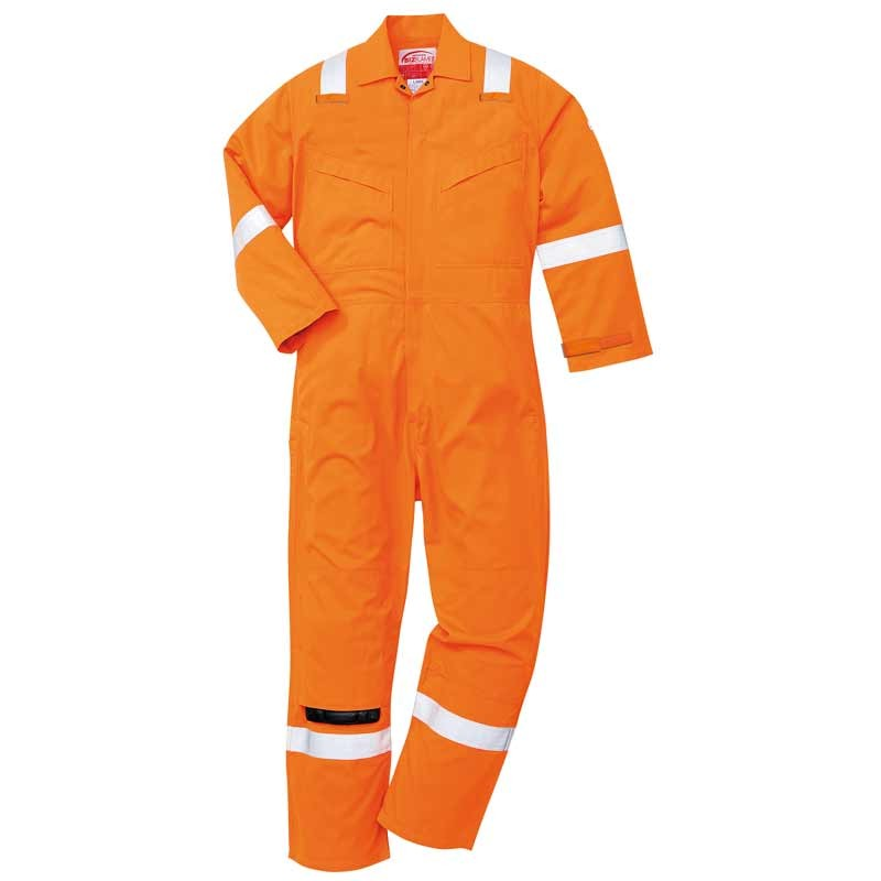 lightweight anti-static coverall