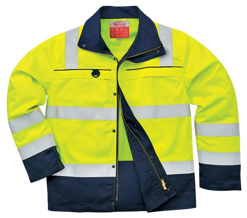 Multi-Norm Jacket