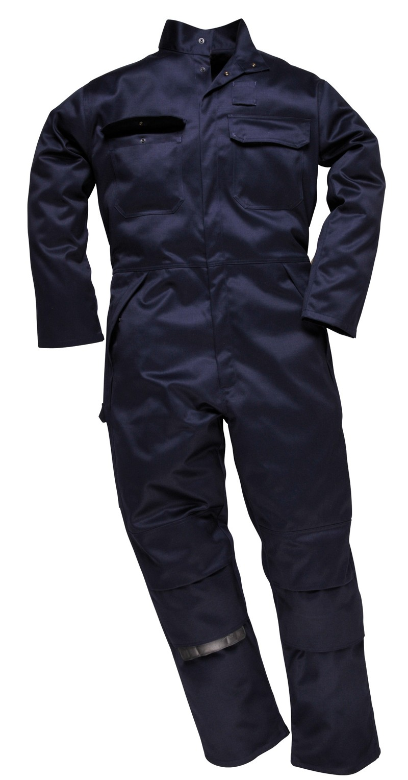 navy Multi-Norm Coverall