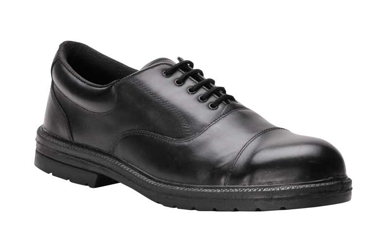 Steel capped  Oxford Shoe