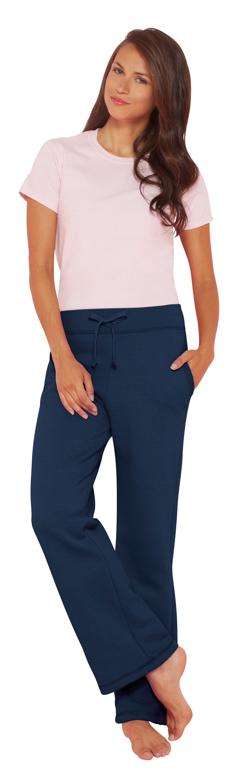 womens Heavy Blend™ Open Hem Sweatpant