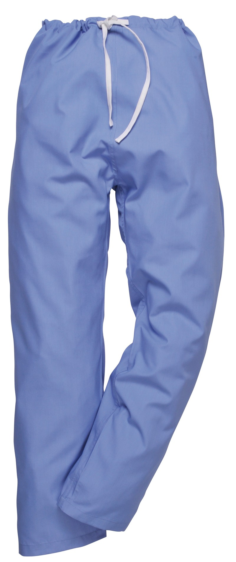 Hospital blue scrub trousers