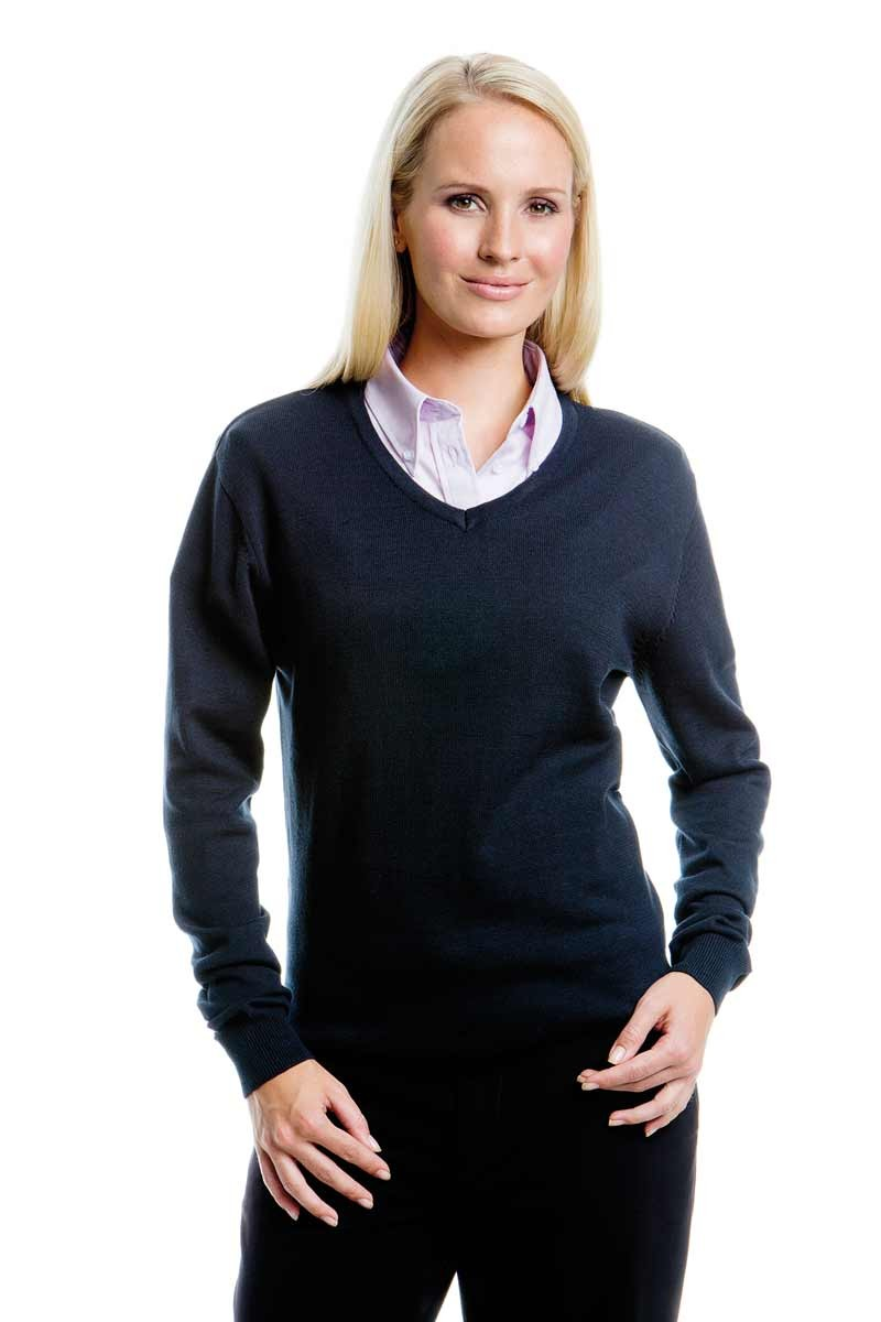 ladies long sleeve sweater