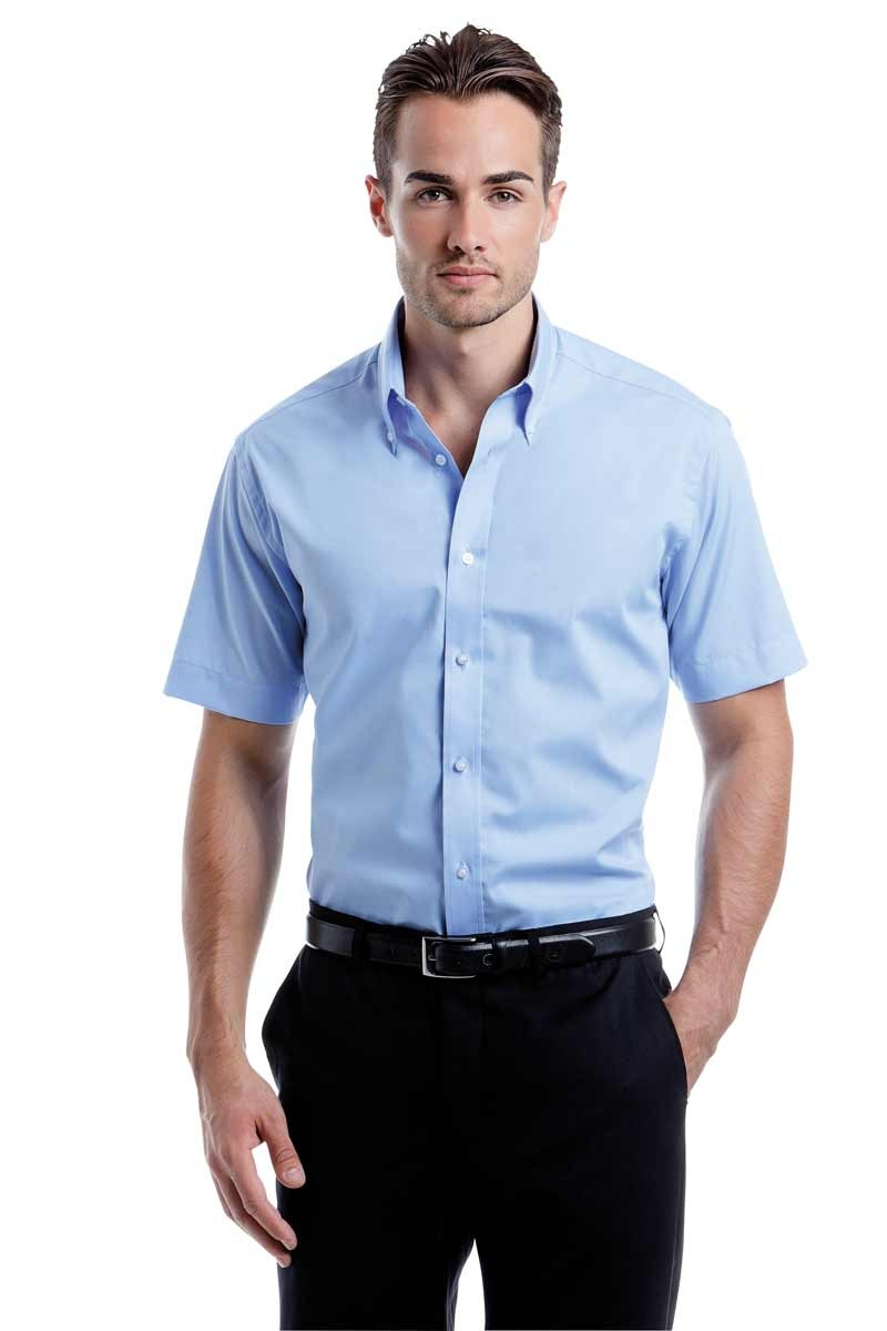 city short sleeve business shirt