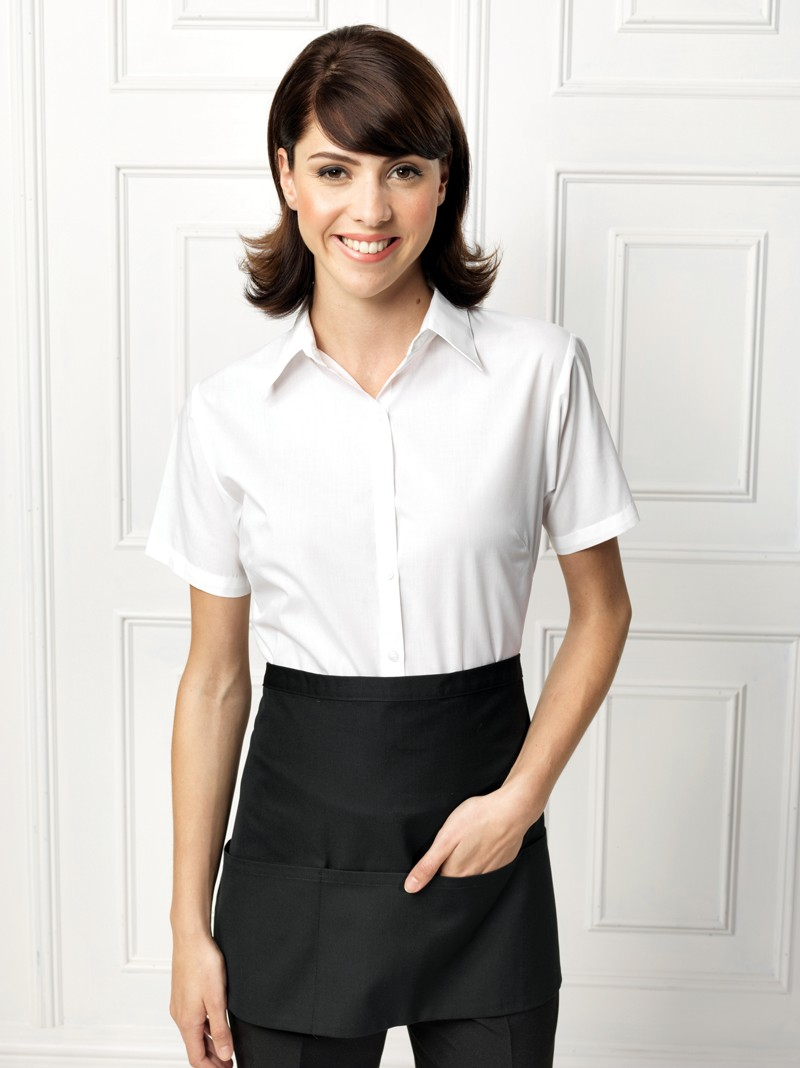 Open Pocket Apron