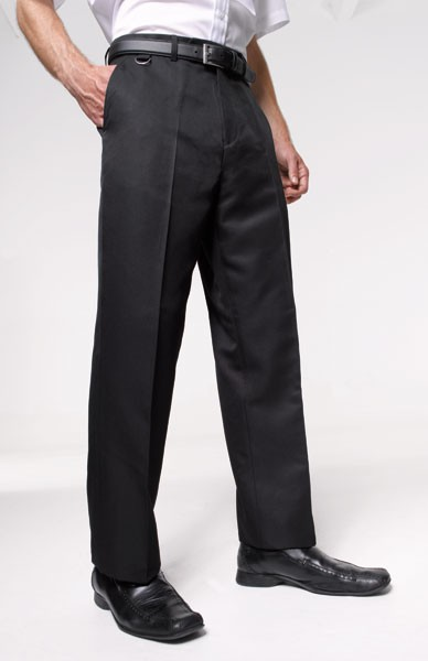 Men's Flat Front Trousers PR523