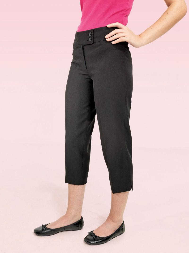 Spa Crop Trouser