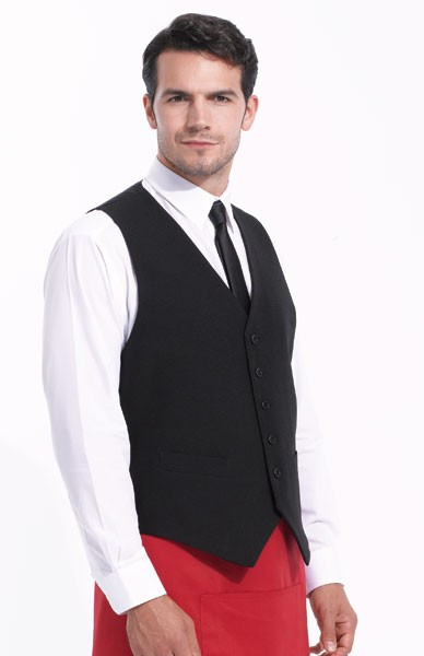 Men's Polyester Lined Waistcoat