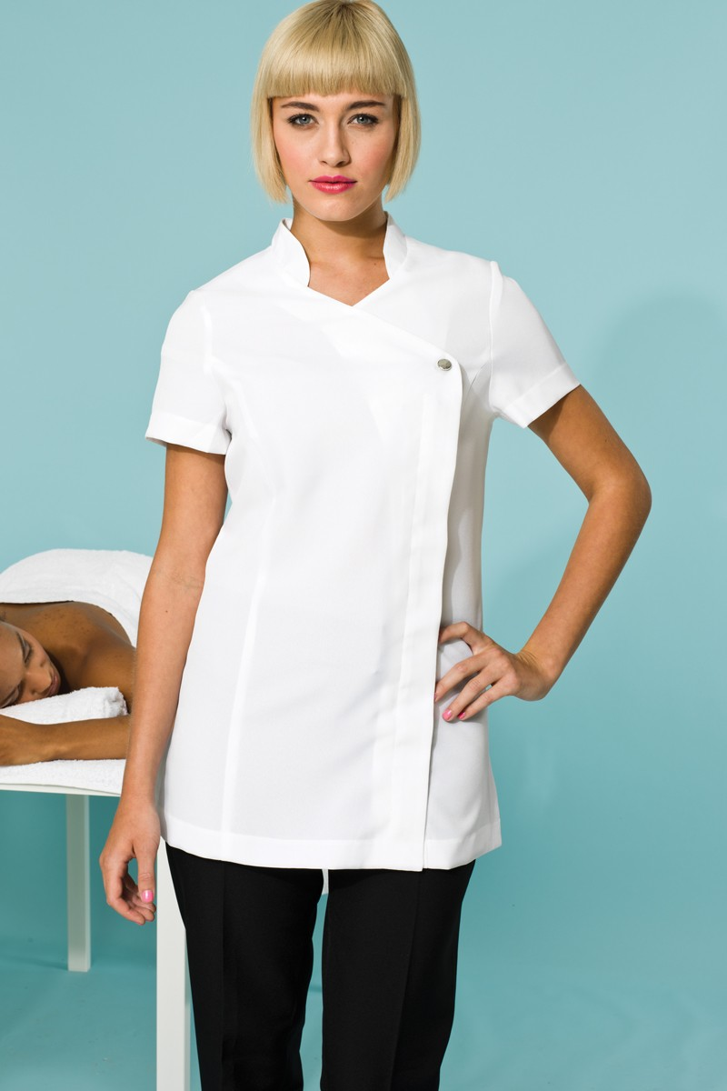 white Beauty and Spar Tunic