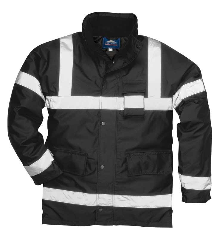 black Lite Jacket