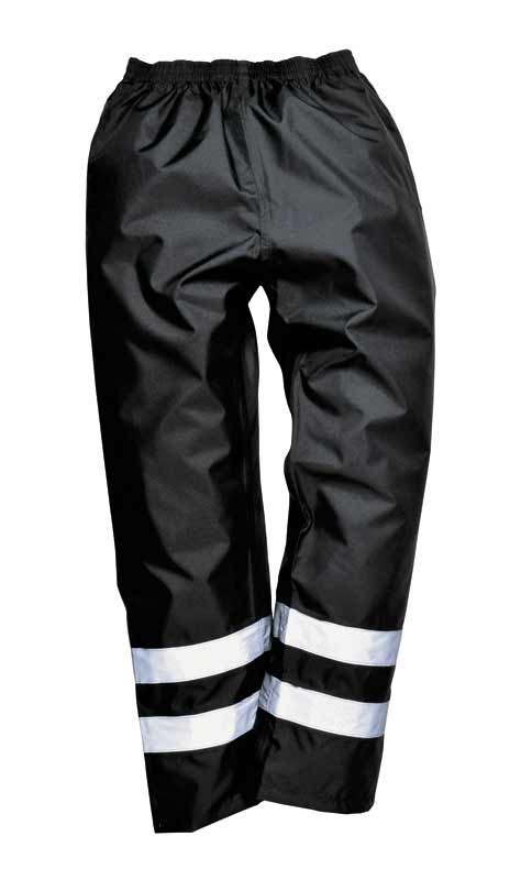 black Lite Trousers