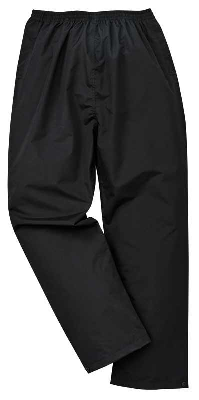 black  Breathable Trousers