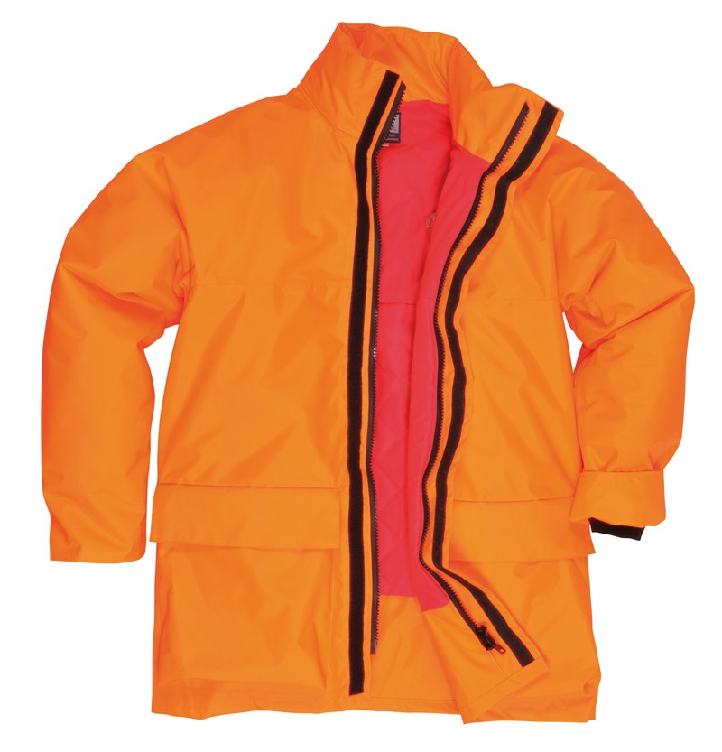Flame Safe Jacket