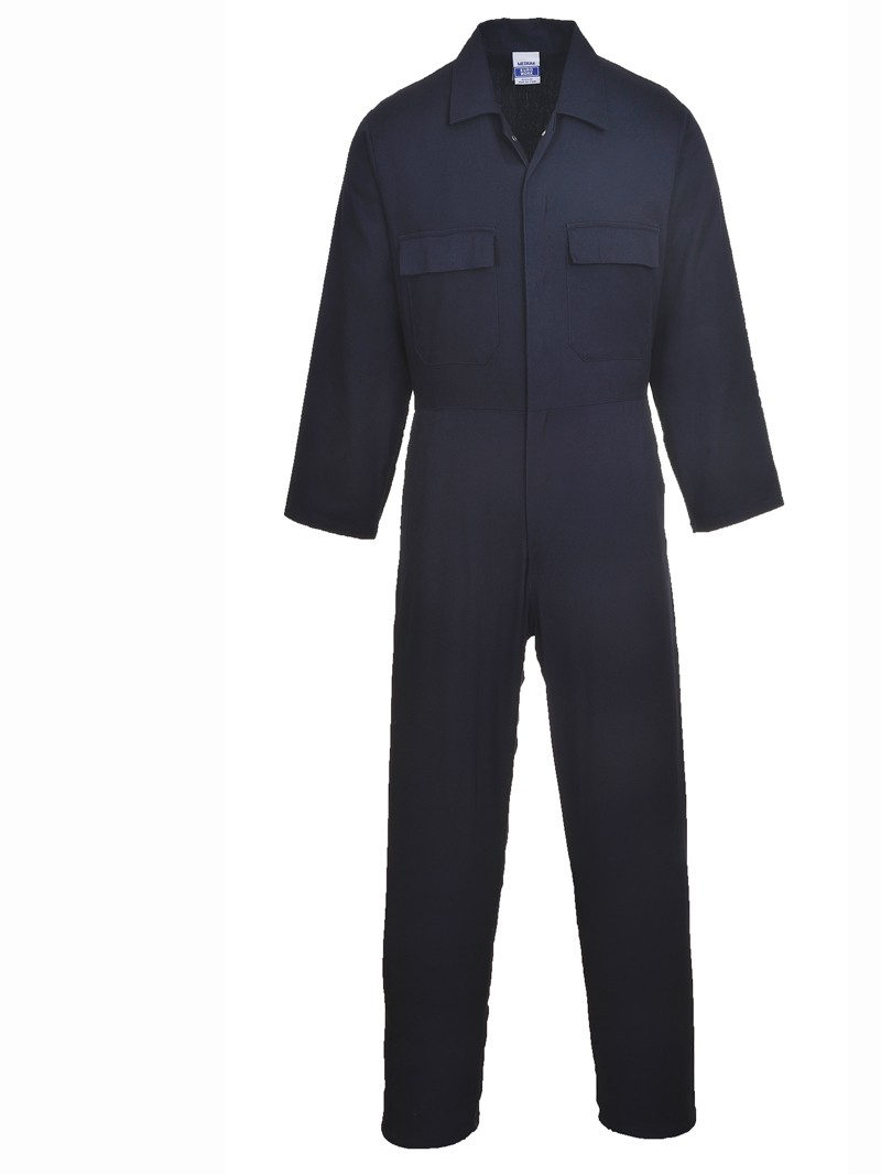 Euro cotton work coverall