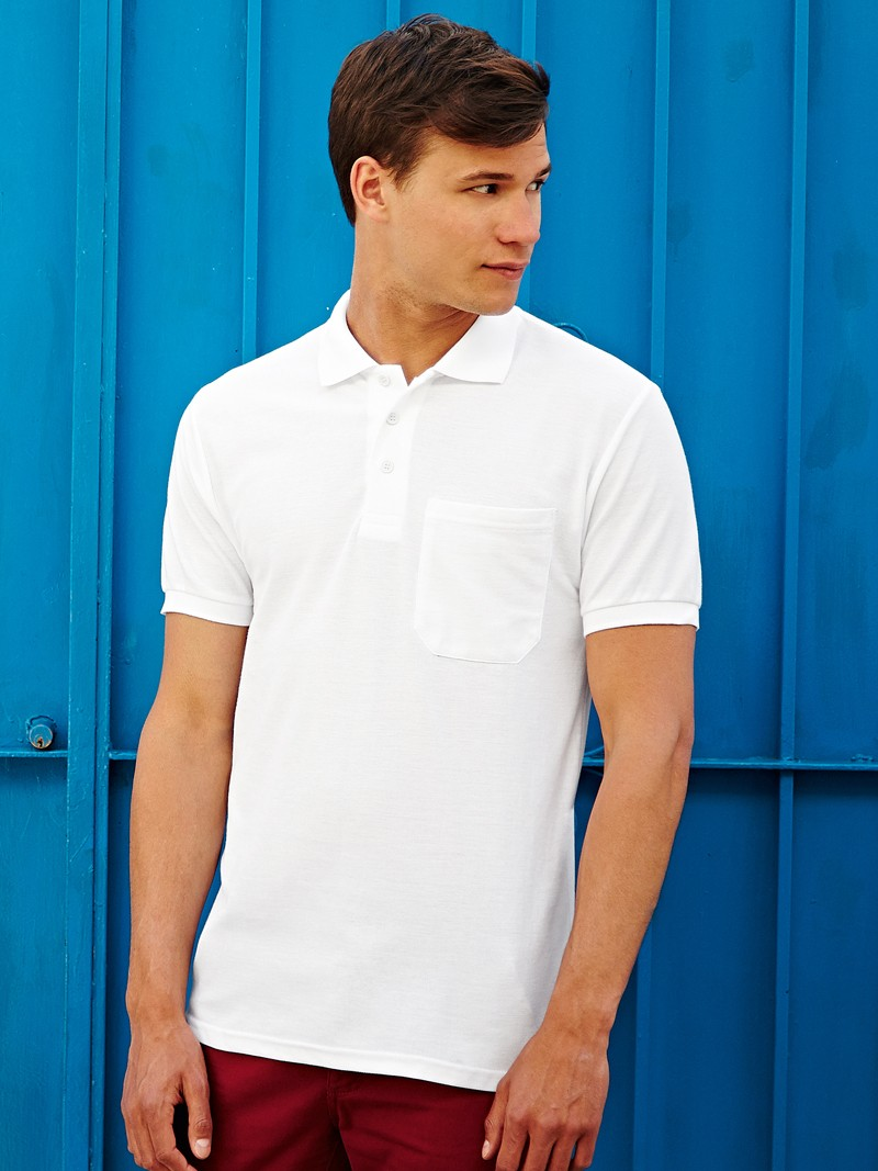 Pocket poloshirt