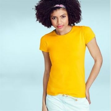 ladies softspun tshirt
