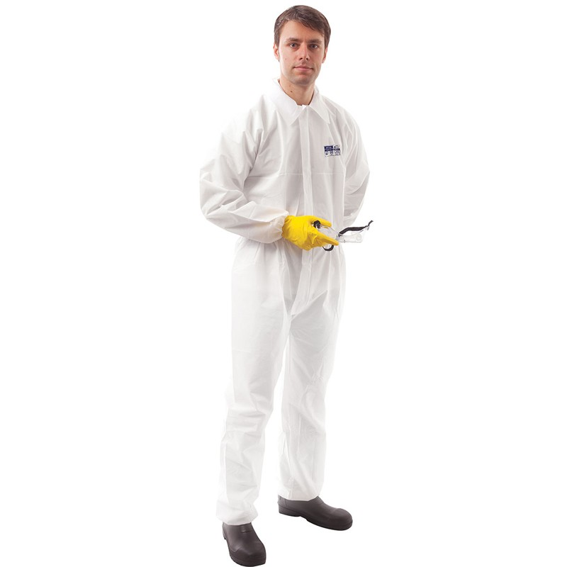 SMS Coverall with collar Type5/6