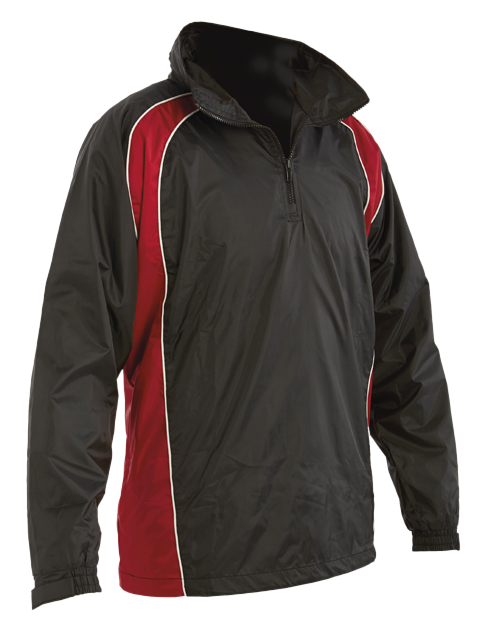 Falcon Panelled Rain Jacket