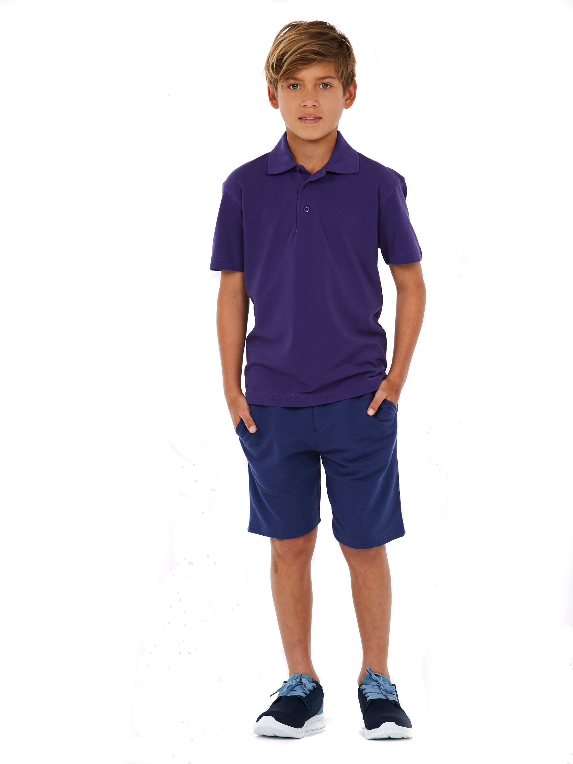 Childrens polo shirt UC103