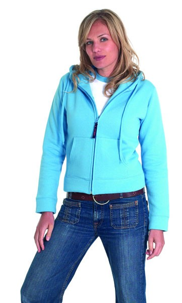 Ladies Hooded Sweatshirt UC505