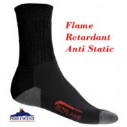 Bizflame Flame Retardant Anti Static Protex Socks
