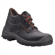 Protector Boot With Scuff Cap