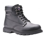 welted safety boot