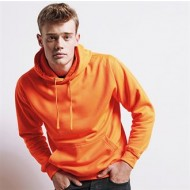 Orange Electric Hoodie