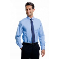 tailored long sleeve business shirt