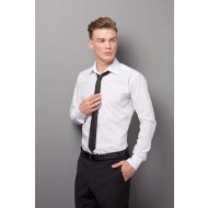 Slim-Fit L/S Business Shirt