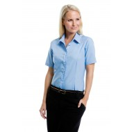 short sleeve city blouse