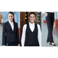 ladies 3 piece trouser suit