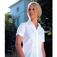 white Paduli Blouse