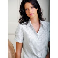 white Pescara Blouse