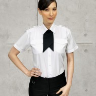 Women's Short Sleeve Pilot Blouse PR312