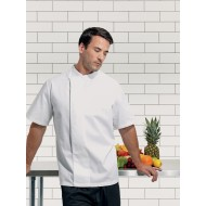 Chef's Short Sleeve Tunic