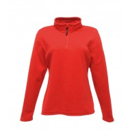 Regatta Women's Zip-Neck Microfleece