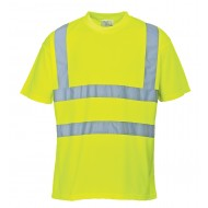 Yellow Hi-Vis T-Shirt
