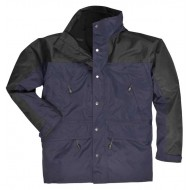 navy Breathable Jacket