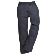 navy  Breathable Trousers