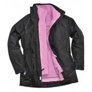 black Ladies Jacket