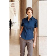 ladies Oxford S/S Shirt