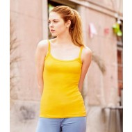 Lady-Fit Strap Tee