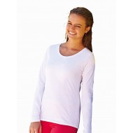 Ladies long sleeve tshirt