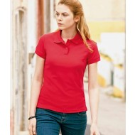 Lady fit polo