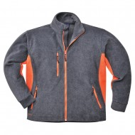 Charcoal Texo Heavy 2 Tone Fleece